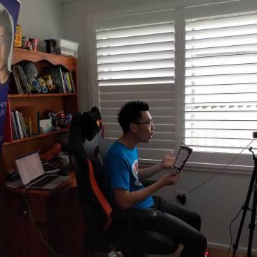 Virtual Author Visits!