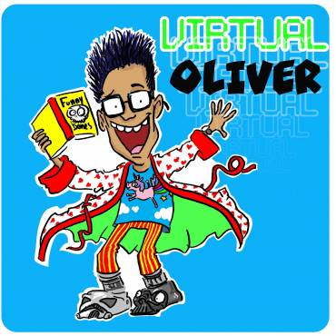 Virtual Oliver P YouTube Channel!