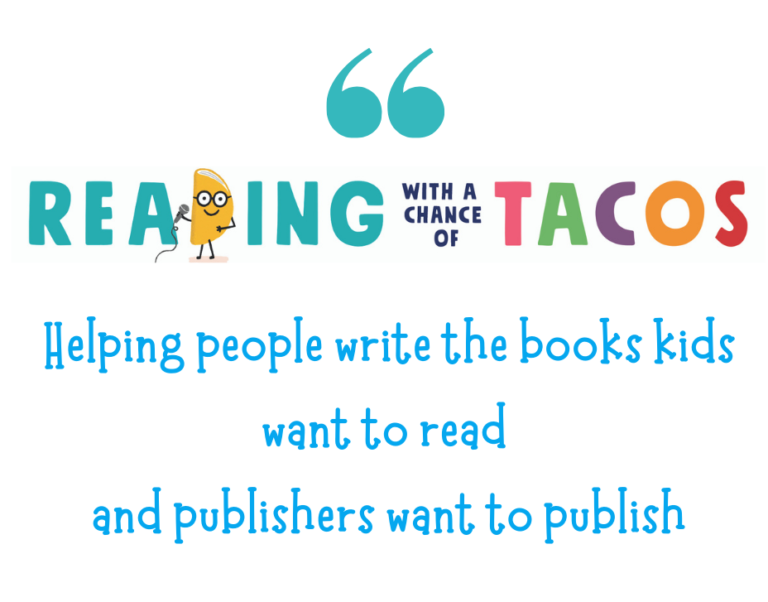 Reading with a chance of Tacos Podcast!