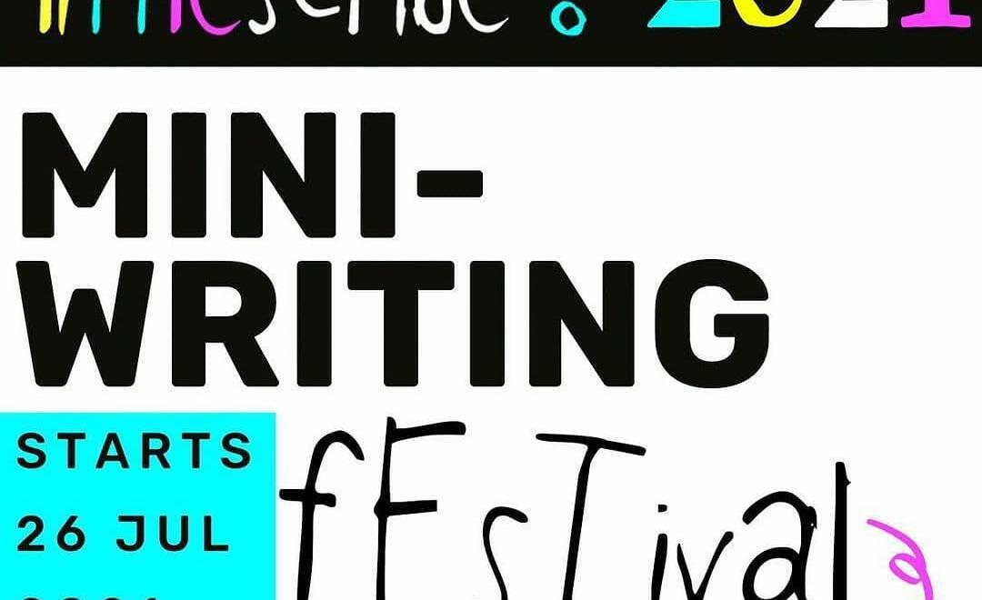 Littlescribe Mini-Writing Festival 2021