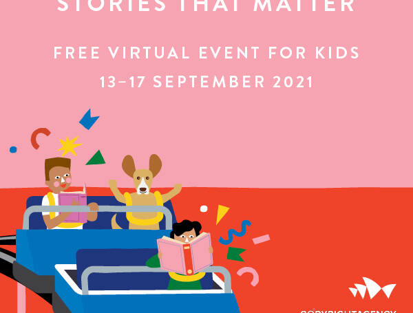 Australia Reads Stories That Matter for Kids Show