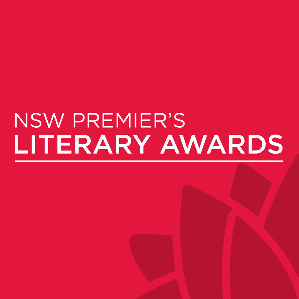 I'm a NSW Premier's Literary Award judge!
